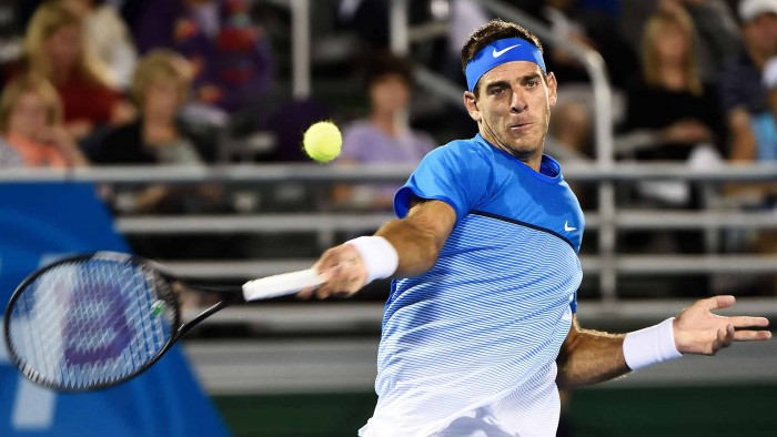 del potro wozniacki dating Top-ranked roger federer and del potro are the highest seeds remaining i'm not thinking about that i just want to keep winning,'' del potro said still far away from the final, but of course, any chance to play with roger would be great'' del potro's countryman, leonardo mayer, beat japanese qualifier taro daniel 6-4 6-1.