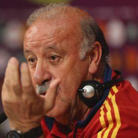 """Del Bosque: """"Es una semifinal y queremos eliminar a una gran selección"""""""