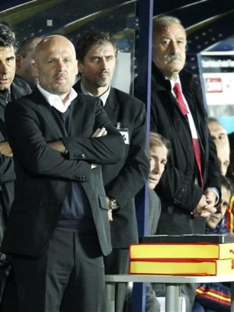 """Del Bosque: """"Lo hemos hecho francamente bien"""""""
