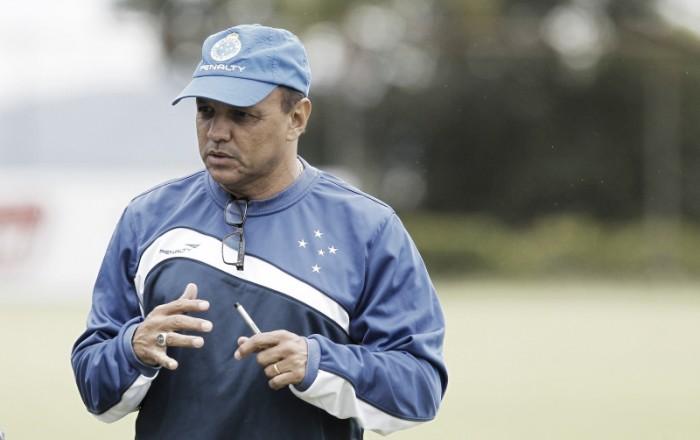 Geraldo Delamore justifica mudanças no Cruzeiro e afirma que equipe está 'em construção'
