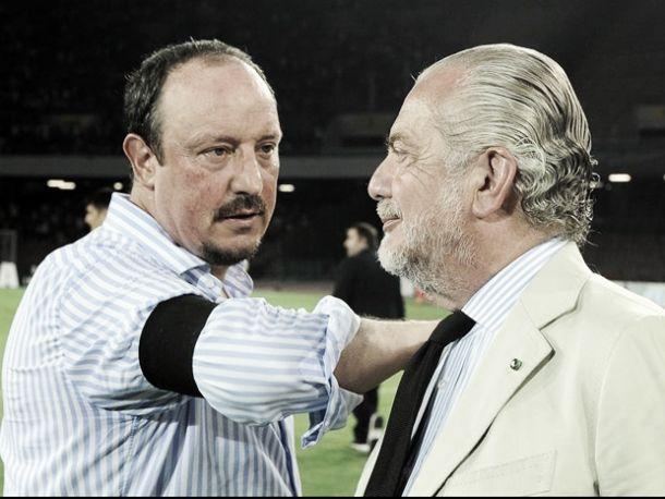 Napoli, ritiro sospeso: Maggio e De Laurentiis siglano il patto di Castelvolturno