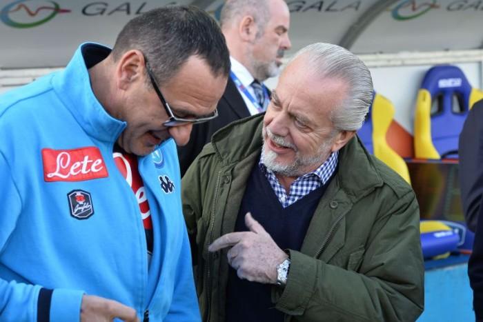 """Napoli, De Laurentiis: """"Spesi 150 milioni, in prospettiva la squadra che si è rafforzata più di tutte"""""""