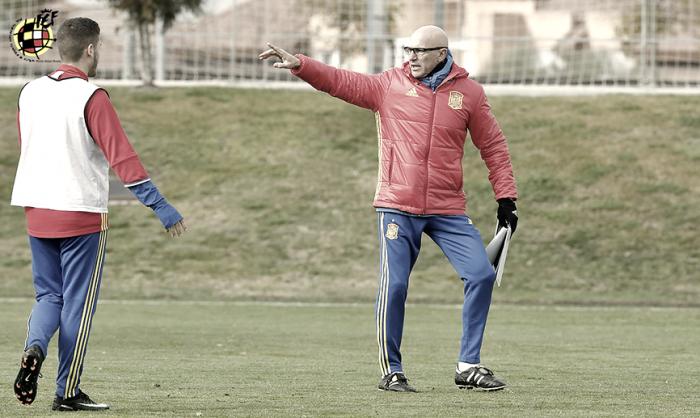 España Sub-19: Convocatoria para el amistoso contra Italia
