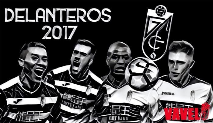 Anuario VAVEL Granada CF 2017: la pólvora de los delanteros se secó en verano