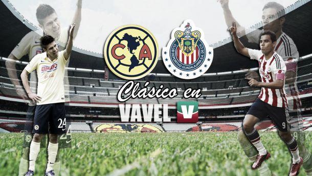 Clásico de Clásicos: Oribe Peralta - Omar Bravo