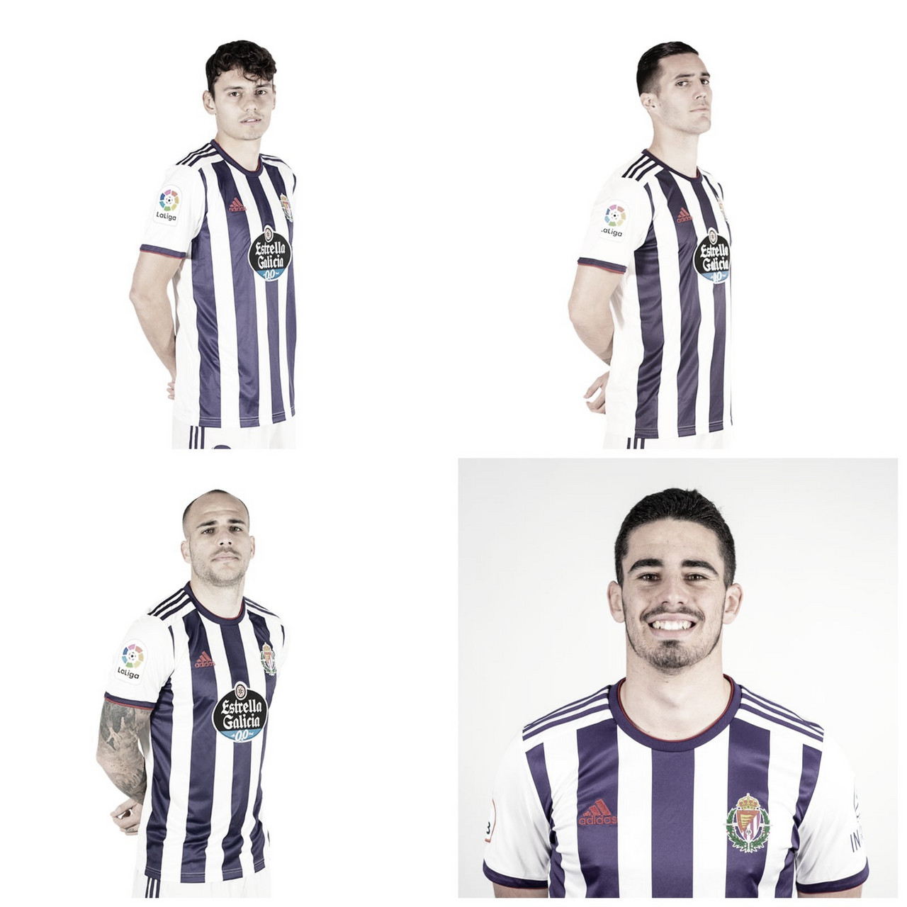 Análisis de los delanteros del Real Valladolid
