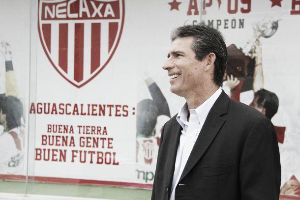 """Eduardo de la Torre: """"Nuestra meta es ganar el campeonato"""""""
