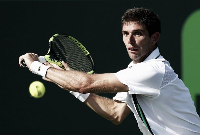 ATP 250 de Genebra: Delbonis e Johnson avançam; Querrey é eliminado