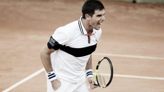 Copa Davis: Victoria de Delbonis y derrota de Mónaco