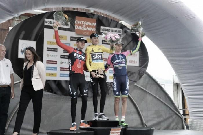 Giro del Delfinato 2016, Aru ai nastri di partenza tra Froome e Contador
