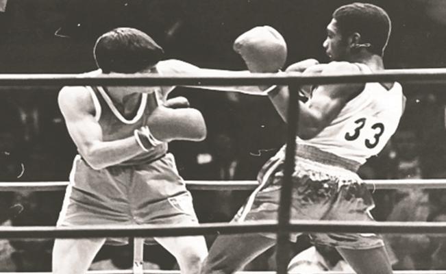 La contundente presea dorada de Ricardo Delgado en el boxeo olímpico de México 68