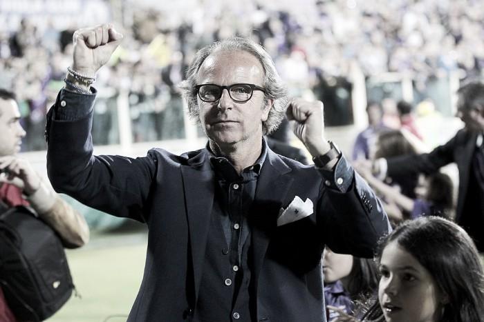 """Della Valle: """"Con Sousa abbiamo aperto un ciclo, per la Champions ci siamo anche noi"""""""
