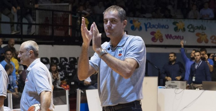 """Basket - Caserta, parla Dell'Agnello: """"Servirà massima concentrazione contro Pesaro"""""""