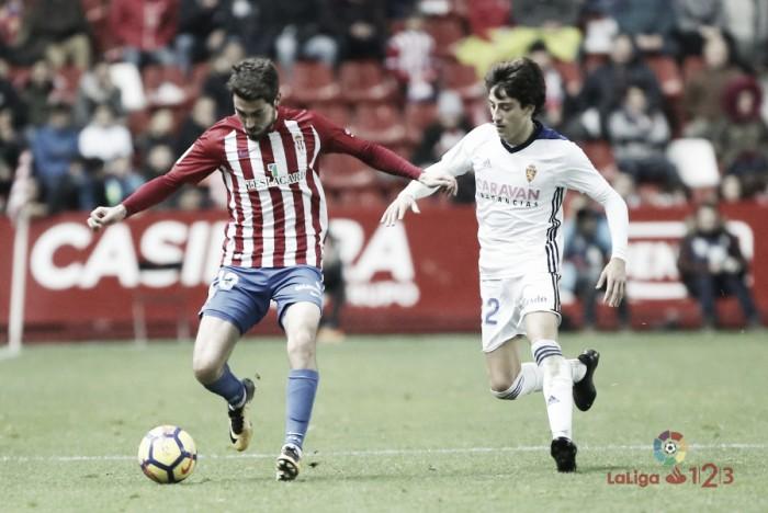 """Cristian Álvarez: """"Es una liga dura y difícil"""""""