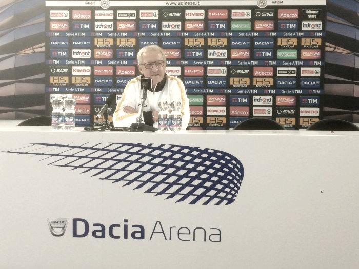 """Udinese, Delneri: """"Voglio chiedere alla squadra di essere più cattiva"""""""