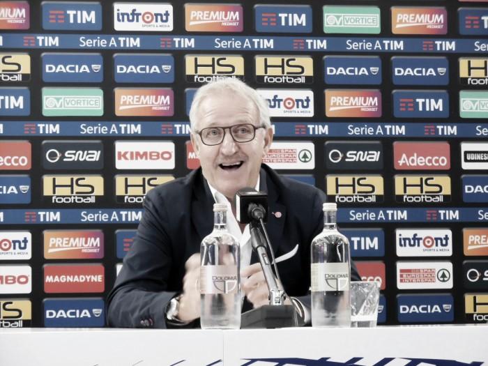 """Udinese, Delneri: """"Ripartiamo dalle nostre certezze, il Torino ha qualità"""""""