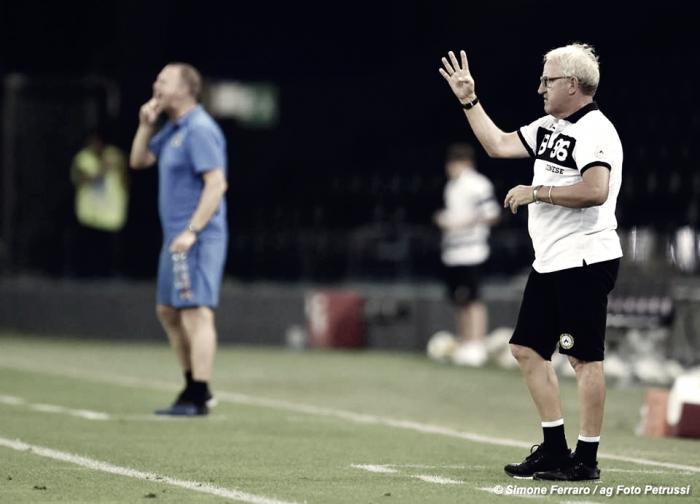 """Udinese - Delneri: """"Con il Frosinone dobbiamo mostrare la bontà del nostro lavoro"""""""