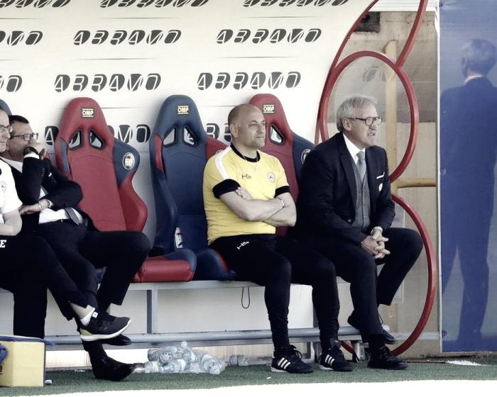 """Udinese - Delneri: """"Peccato che nel secondo tempo non si sia giocato a calcio, ma ci siamo espressi bene"""""""