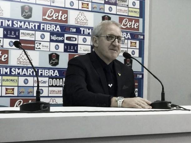 """Verona - Sassuolo, Del Neri: """"Possiamo salvarci"""", Di Francesco: """"Siamo lo stesso soddisfatti"""""""