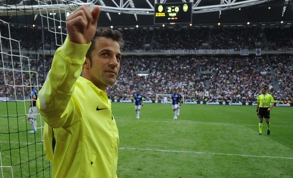 """Del Piero: """"Il mio futuro sicuramente all'estero. Saluto a Torino da brividi"""""""