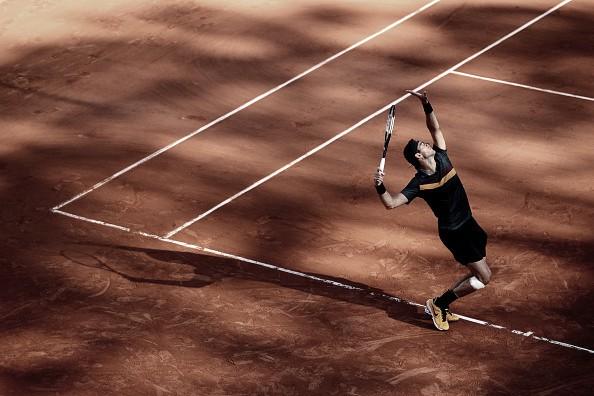 Un sólido Del Potro accede a la segunda semana de Roland Garros por la vía rápida