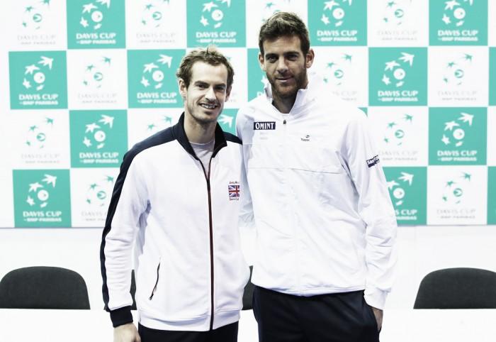 Davis Cup preview: Great Britain vs Argentina