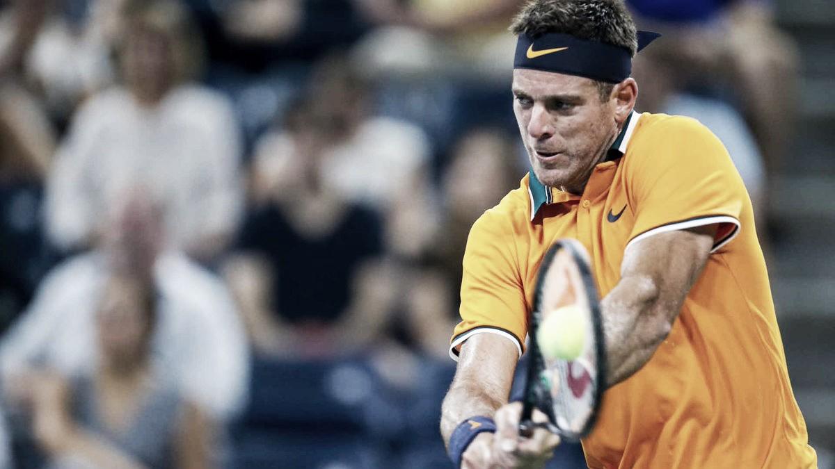 Sem problemas, Del Potro passa por Young na primeira rodada do US Open