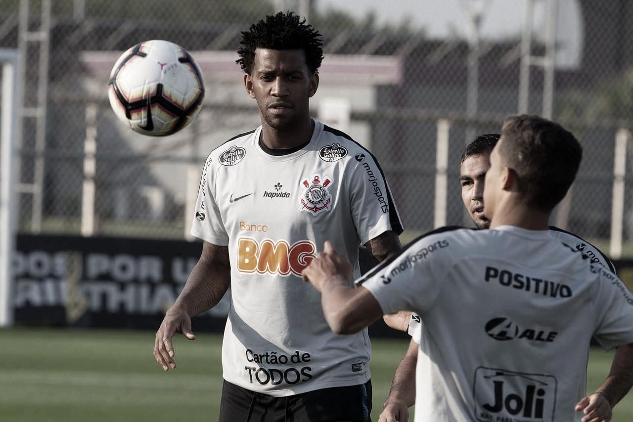 Corinthians edelValle abrem disputa por vaga na final da Sul-Americana