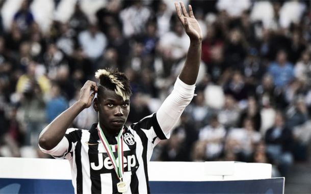 Real Madrid confirm no bid made for Juve's Paul Pogba