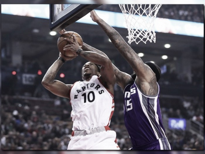 Toronto Raptors struggle as Sacramento Kings take advantage