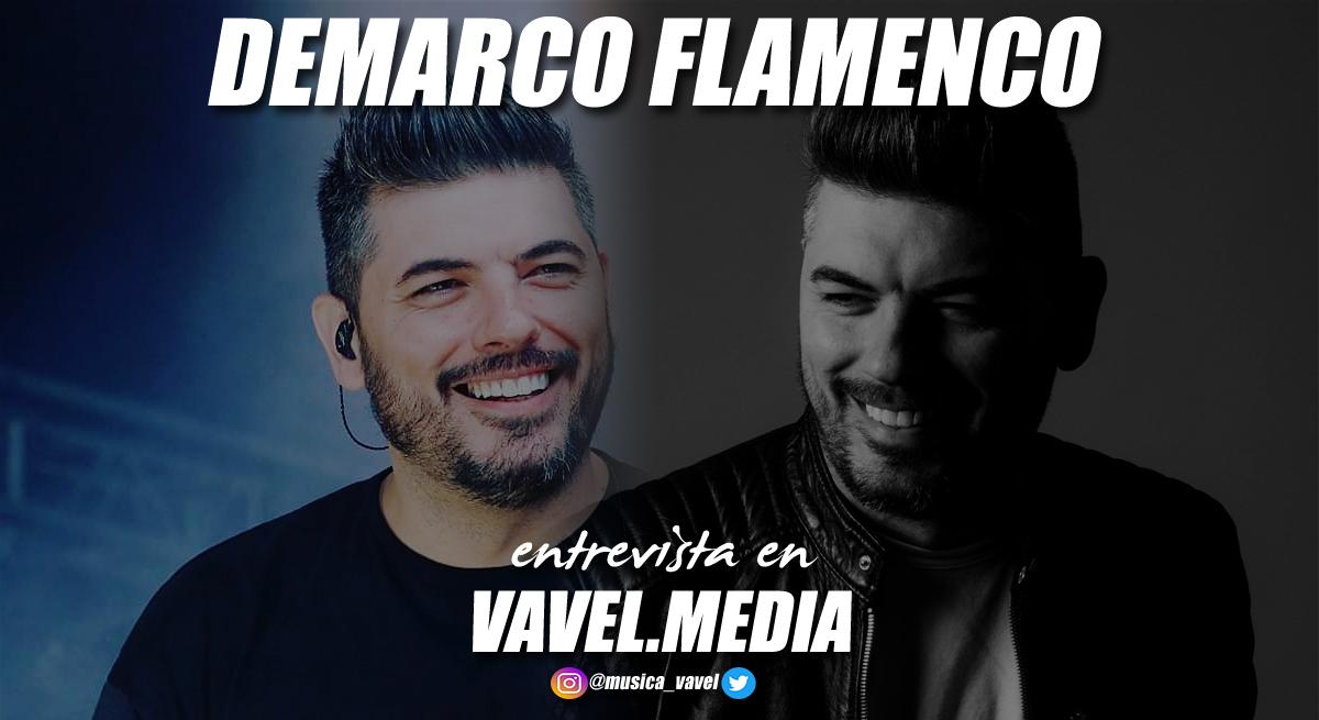 """Entrevista. Demarco Flamenco: """"Este tercer disco va a marcar mucho el futuro de Demarco flamenco"""""""