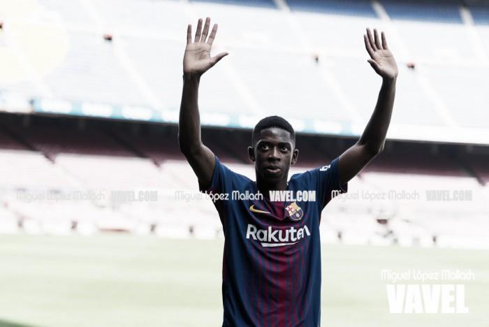 Anuario VAVEL FC Barcelona 2017: Dembélé, a por un 2018 mejor