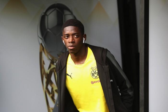 """Borussia Dortmund, comunicato su Dembele: """"Offerta del Barcellona rifiutata"""""""