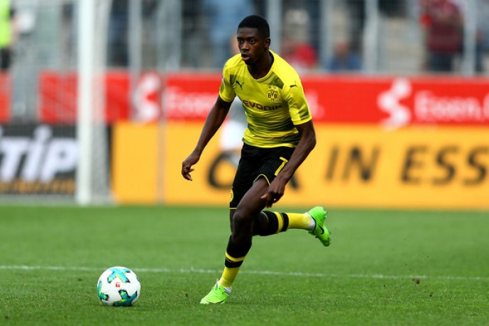 Borussia Dortmund, mano pesantissima con Dembele: sospeso a tempo indeterminato