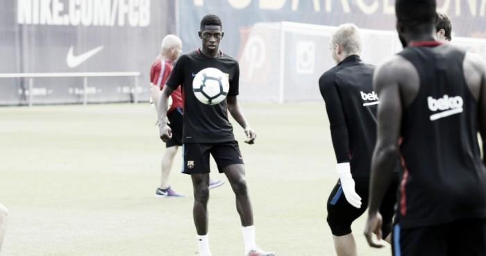 Liga - Barcellona, il Camp Nou si scalda per Dembelé e per il derby con l'Espanyol