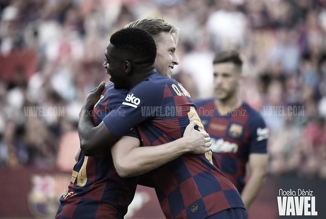Puntuaciones Athletic Club - Barcelona, 1ª jornada Liga Santander