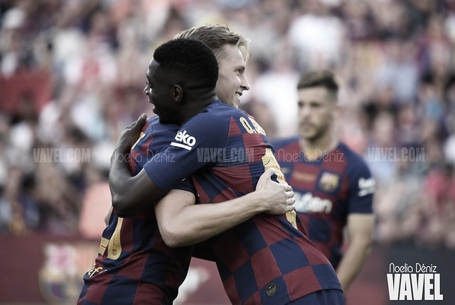 Resumen Ferencváros vs Barcelona (0-3)
