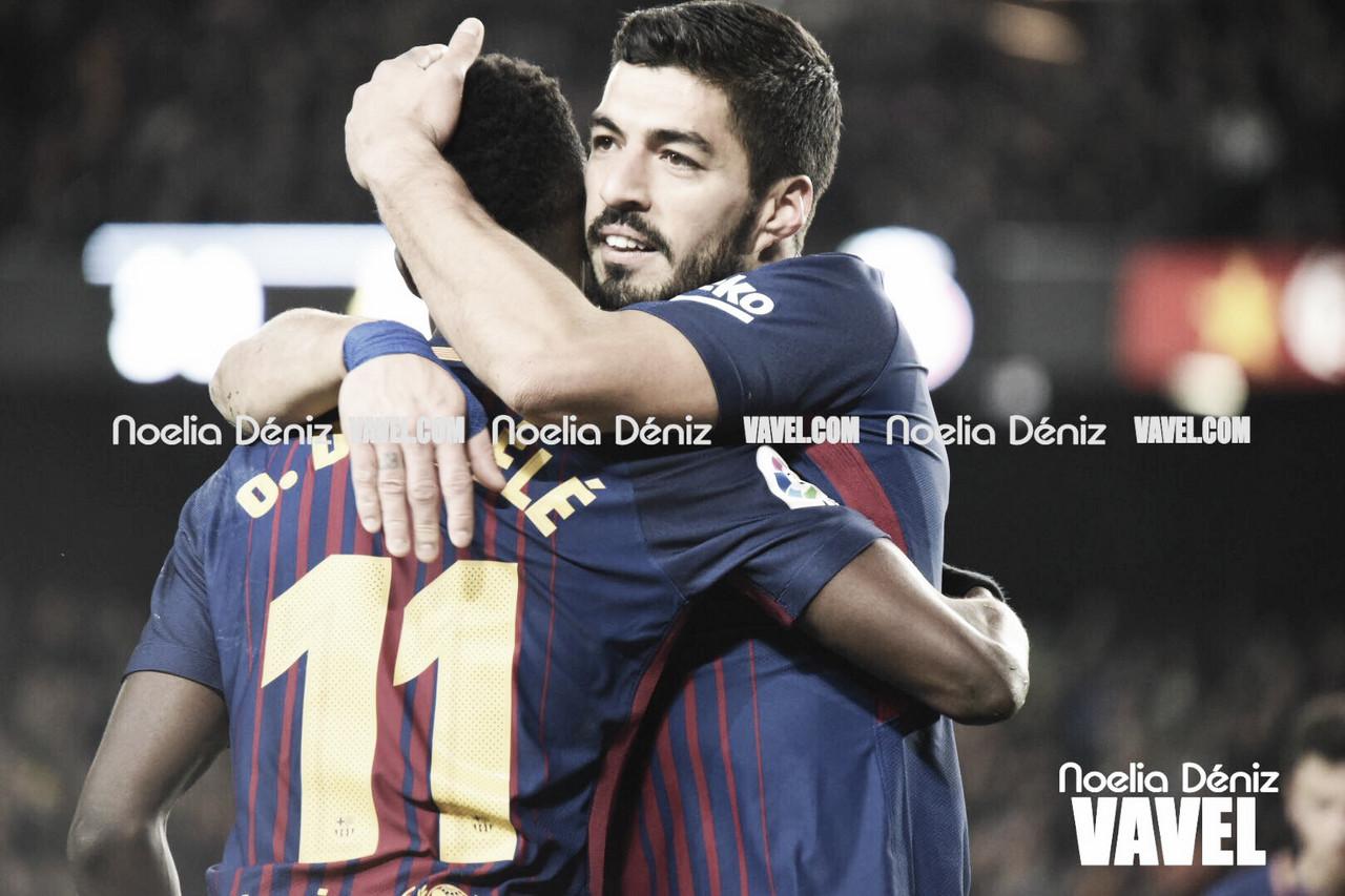 Resumen Getafe vs Barcelona (1-2)