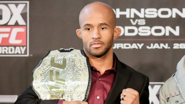 Demetrious Johnson Faces Kyoji Horiguchi For Flyweight Title In Co-Main At UFC 186