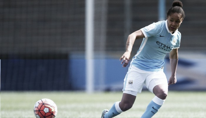 Chelsea Ladies 0-2 Manchester City Women: Sky Blues take crucial three points in title race