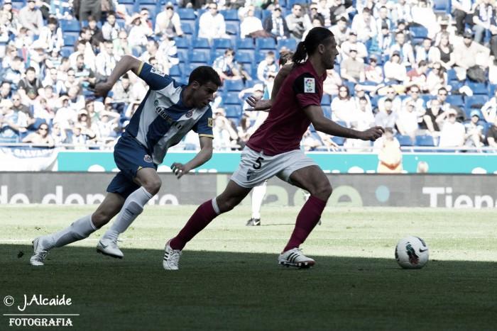 Balance negativo en los últimos enfrentamientos ante el Espanyol