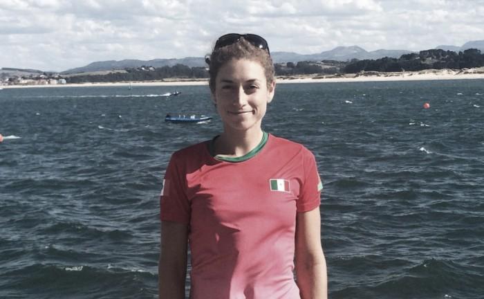 Velerista Demita Vega continúa con buen paso en Río 2016