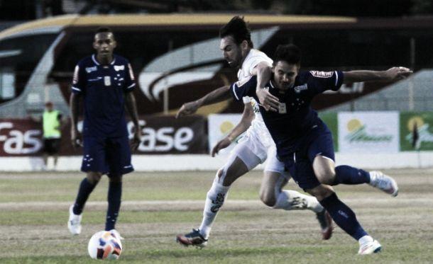 Cruzeiro vence Democrata-GV de virada na estreia do Campeonato Mineiro
