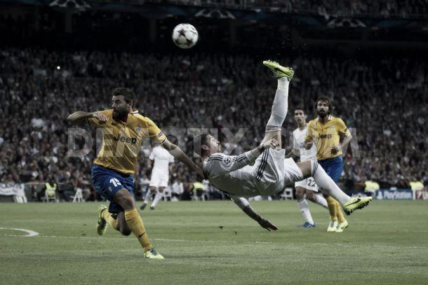 Décimo sétimo jogo entre colossos: Juventus e Real Madrid procuram um lugar na final