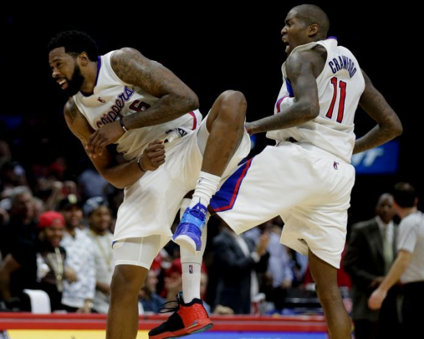 Jamal Crawford's Sparkling Fourth Leads Los Angeles Clippers Past Denver Nuggets