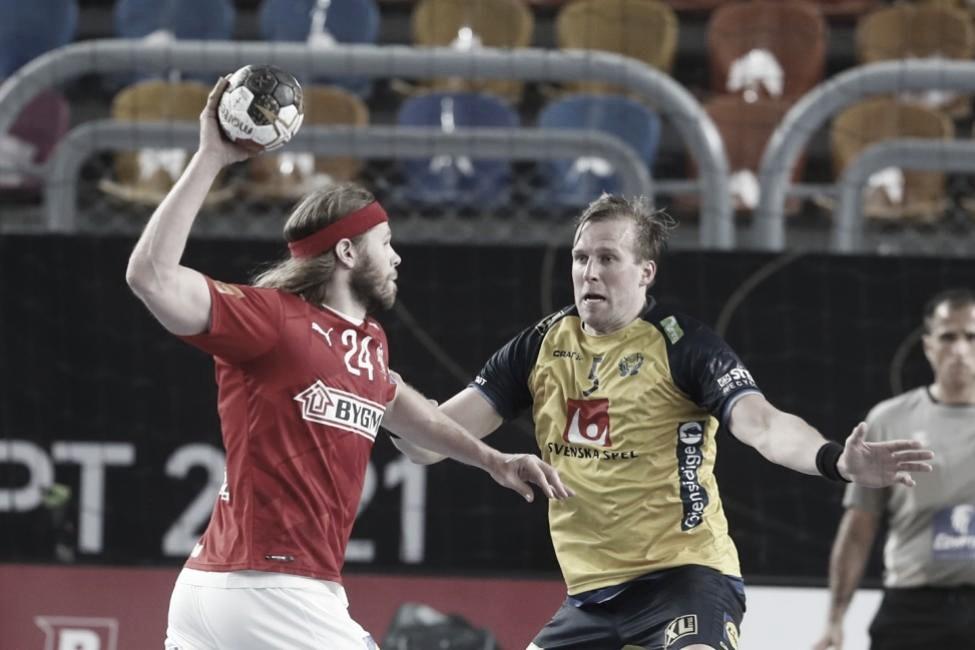 Melhores momentos Dinamarca x Suécia pelo handebol masculino nas Olimpíadas de Tóquio (30-33)