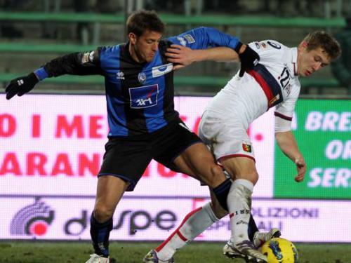 Atalanta-Genoa 0-1, rivivi la diretta
