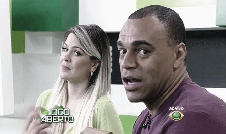 Denílson fala de passagem por Flamengo, zagueiros e Renata Fan