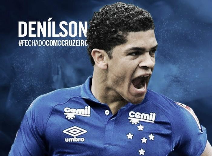 Cruzeiro anuncia contratação de volante Denílson, ex-Arsenal e São Paulo