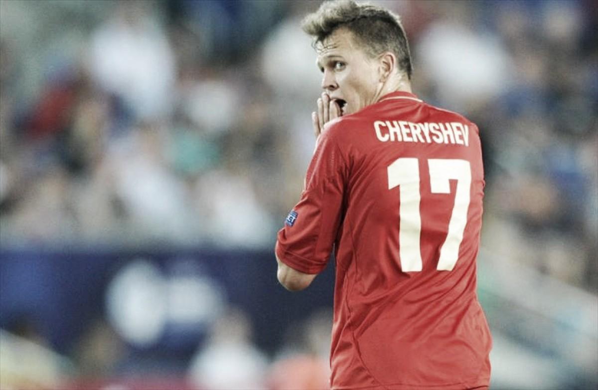 Estrella de Rusia 2018: Denís Chéryshev, el diferente del equipo